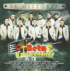 La Historia by Beto y Sus Canarios (CD, Jun-2008, Disa)