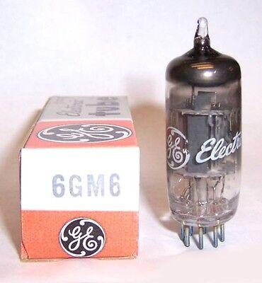GE  6GM6//6EW6  TUBE