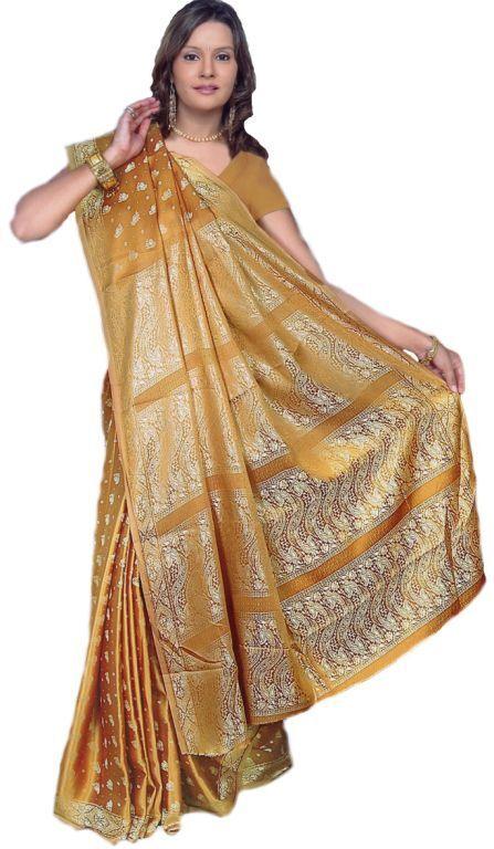 Caramell Bollywood Karneval Sari Orient Indien CA109