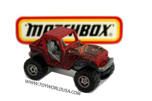 2010 Matchbox #99 Jungle Explorer MBX 4X4