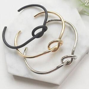 Women-New-Fashion-Style-Gold-Silver-Plated-Bangle-Cuff-Bracelet-Jewelry-Gifts
