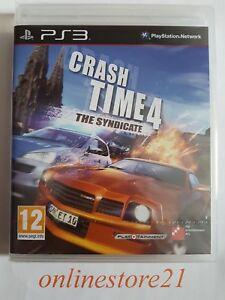 Alarm-fuer-Cobra-11-Das-Syndikat-PlayStation-3-NEU-PS3-Crash-Time-4-the-Syndicate