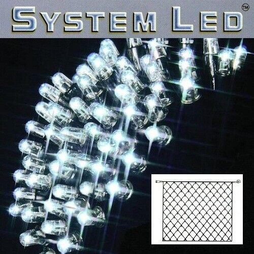 System LED Lichternetz 3x3m 192er cool ligt Kabel schwarz 465-18-33 | Grüne, neue Technologie
