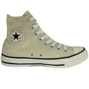 CONVERSE CT All Star Hi Top Unisex Uomo Donna Tela Formatori 147035c D68