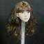 "Glf 1//6 Little Girl Head Carving Sculpt Model Curly Hair for 12/"" Female Figure"