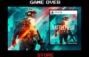Battlefield 2042 Ps5 Playstation 5 Nuovo Videogame Promo Pre Order Copertina ITA