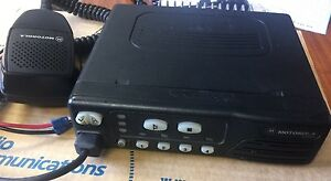 Details about MOTOROLA GM350 VHF (66-88MHz)LOWBAND TAXI RADIO