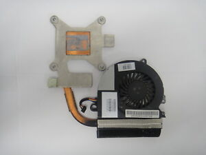 Fan With Dissipater of Heat For HP Elitebook 8440P