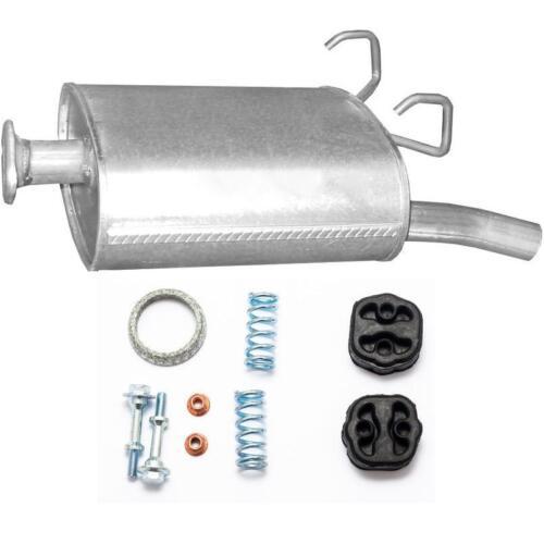 Montageware Auspuff Endchalldämpfer Honda CR-V 2.0i-16V 4x2 4x4