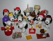 McDonald's MC DONALD'S HAPPY MEAL - 2000 Penauts Snoopy Serie 12 Grandi