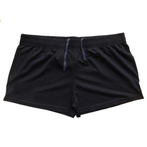 "Shorts Men 3/"" Inseam Gym Shorts Casual Bodybuilding Fitness Workout Cotton Soild"