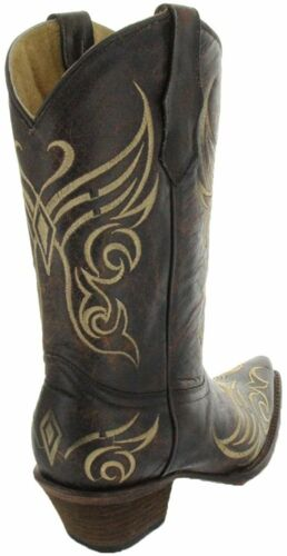 Corral Women/'s Butterfly Embroidery Western Boots L5004