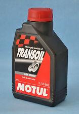 MOTUL TRANSOIL SAE 10W30 OLIO TRASMISSIONE 2TEMPI 4TEMPI LITRI 1