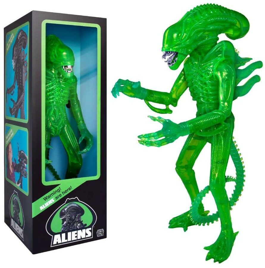 Aliens Classic Toy Edition Warrior Alien Action Figure