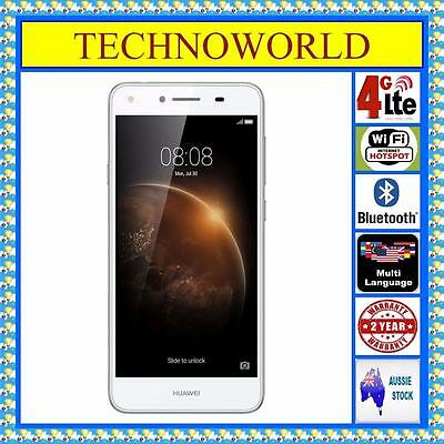 UNLOCKED HUAWEI Y6+4G WIFI+USE TELSTRA/ALDI/BOOST/LYCA/OPTUS/VODAFONE+5