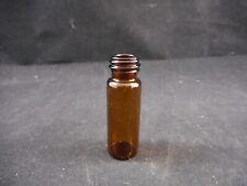 Laboratory Glass 4ml Amber Scintillation Vials 15 X 45mm Threaded 13 425 84lot