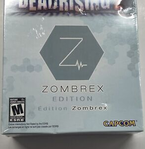 Dead Rising 2 Zombrex Edition Microsoft Xbox 360 (Some Shelf Wear & Dents SEALED