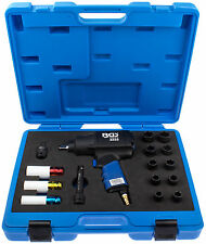 Druckluft Schlagschrauber 1/2 Zoll 1.355 Nm Werkzeug Koffer Set 16-tlg. Nüsse