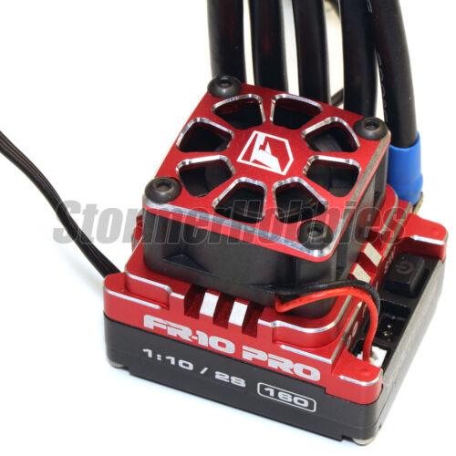 NEW Fantom FR-10 Pro Brushless 2S 160A ESC Speed Controller FAN24050