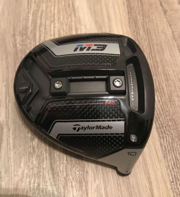 NEW Taylormade 2018 M3 440 10* Driver Head Only RH Clubhead M-3 Fits m1 m2 m4