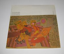 1972 SYLVANIA COLOR TV20 OWNER'S MANUAL with Diagram and Extras