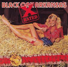 "Black Oak Arkansas:  ""X -Rated""   (CD)"