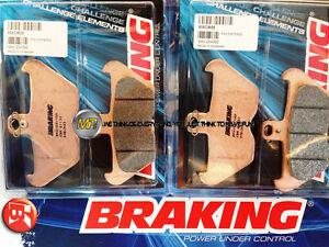 PER BMW R 1100 GS  1999 99 PASTIGLIE ANTERIORE SINTERIZZATE FRENO BRAKING CM55 S
