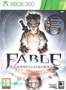 Fable-ANNIVERSARY-XBOX-360-ottime-condizioni-consegna-super-veloce