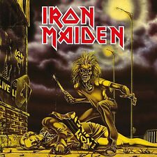 "Iron Maiden - Sanctuary 2014 Limited Edition 2500 Pressing 7"" Vinyl"