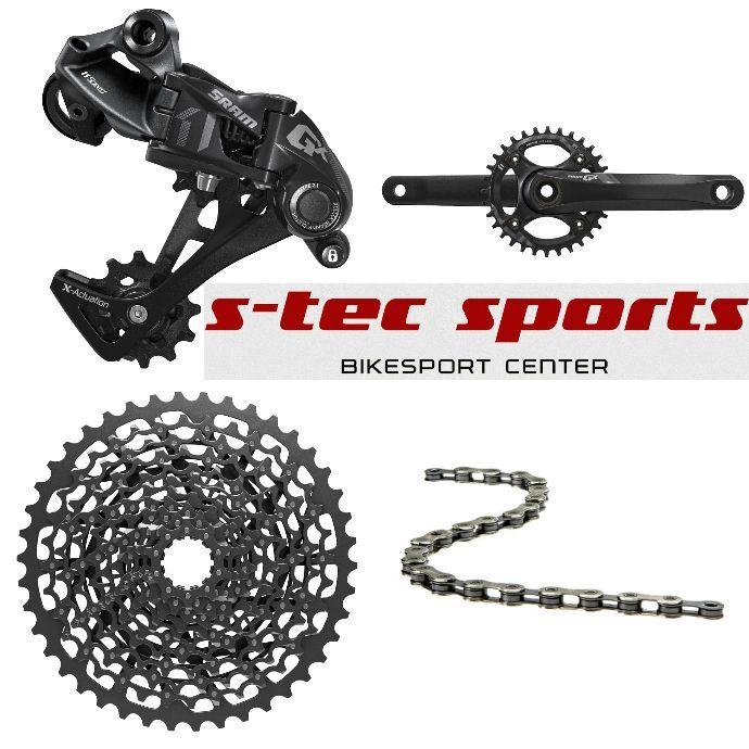 Sram GX Gruppo 1x 11, Montagna Bici Bike