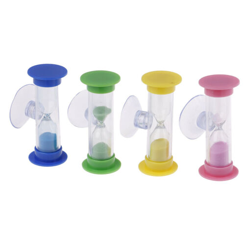 Toothbrush swivel sand timer 2 minutes showers timer kids mini glass sandsclo$T