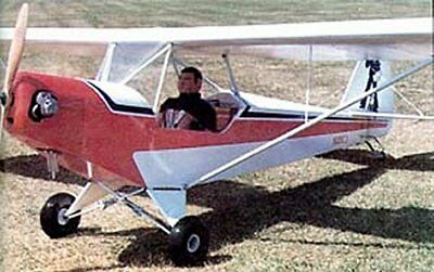 1/4 Scale Crakerjack Giant Scale RC AIrplane Printed Plans & Templates |  eBay