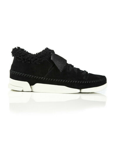 Clarks Black Nubuck Size Originals Uk Trigenic 3d lined Trainers Flex Women's W rCU0x8wrq