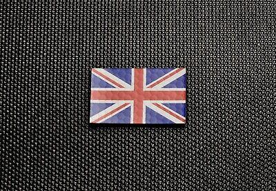 Mini UK IR SOLAS Flag Patch Full Colour UKSF SAS SBS SRR SFSG Infrared VELCRO
