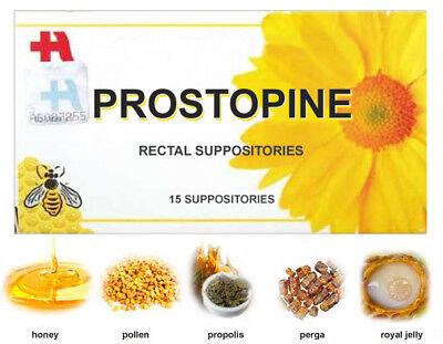 Prostatitis propolisz gyertyák fóruma