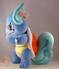 "Pokemon Wartortle PELUCHE 12 "" / 30 cm POKEMON Plush Doll 12"" UK STOCK * Fast Shipping"