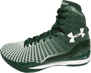 Image is loading Under-Armour-UA-Green-ClutchFit-Drive-Basketball-Shoes- ee04edb0fbef