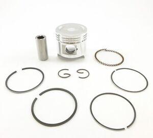 honda 50cc piston kit inc rings pin crf50 crf50f xr50. Black Bedroom Furniture Sets. Home Design Ideas
