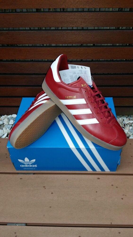 Deadstock Originals Adidas Gazelle Terrace Classics... Taille 10 Uk 44 2/3 Eur