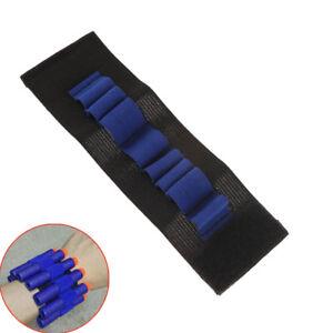 Bullet Blaster Dart Holder Carrier Bandolier Elastic Band for Nerf N-strike TS