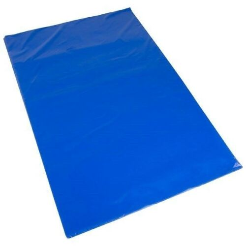 RVFM Poster Paper Sheets Ultra Blue Pack of 25 760 x 510mm 95gsm