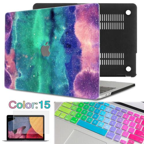 "Creative Paint Art Print Protector Case Cover Skin fr Macbook Air Pro11/""12/""13/""15"
