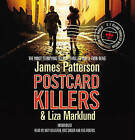 Postcard Killers - CD by James Patterson (CD-Audio, 2010)