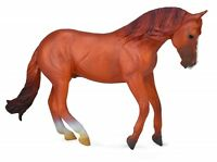 Australian Stock Stallion Chestnut 88712free Ship/usa $25+ Collecta Products