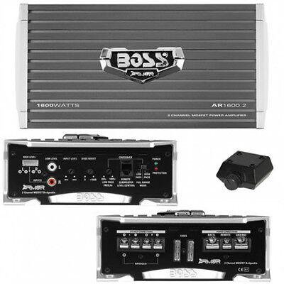 NEW TWOChannel Speaker Amplifier.SubwooferAmp.Power.Car Stereo Audio.2000w.bass
