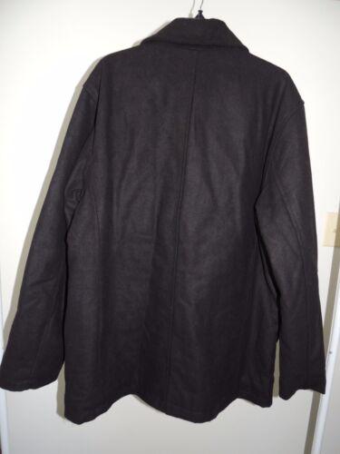 Jacket Nwt Jet Coat Navy Størrelse Xxl Uld Blend Tall Black Kvinders Peacoat Old X4qwvPx46