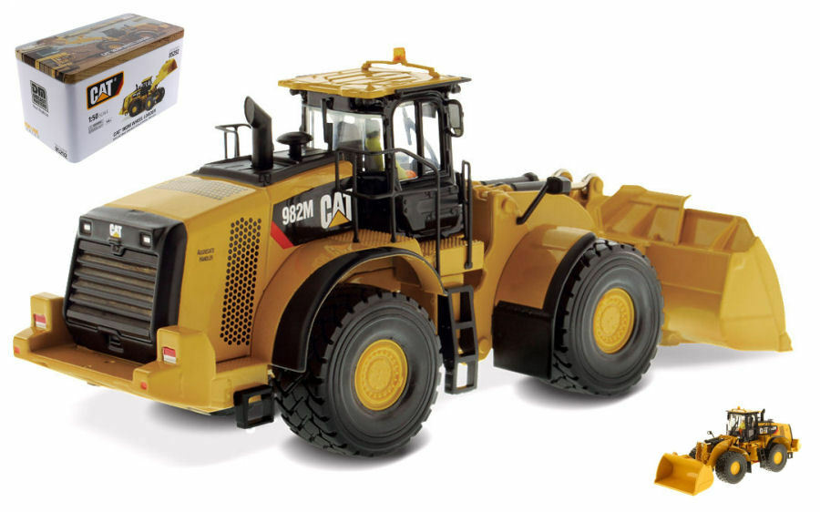 Cat 982M Wheel Loader 1 50 Model DIECAST MASTERS