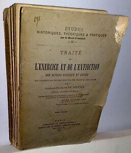 Traite-de-l-039-exercice-et-de-l-039-extinction-Paris-1870