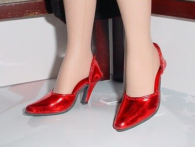 """Monique  MET LT PINK /""""Easy to Wear/"""" Fit Tonner American Model Doll Shoes"""