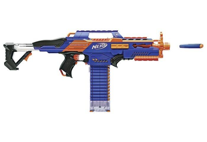 Nerf N_Strike Elite Rapidstrike - original von von von Hasbro - DAS Kinderspielzeug 01b5cd